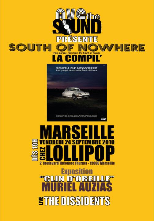 Sortie compilation Marseille Lollipop