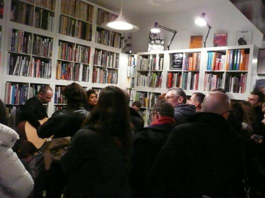Librairie le cabanon showcase