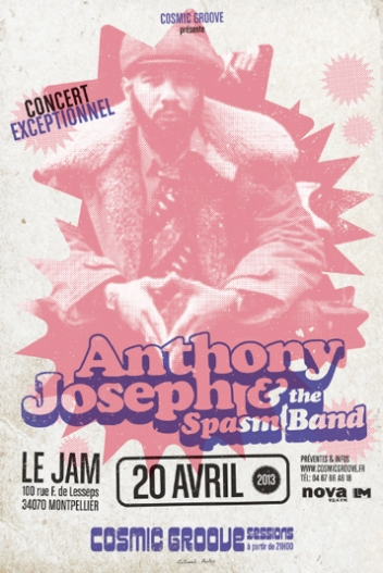 Anthony Joseph & the Spasm Band