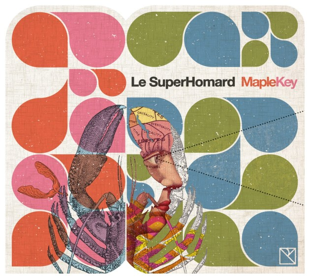 le-super-homard-maple-key-cover