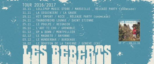 les-beberts-on-tour