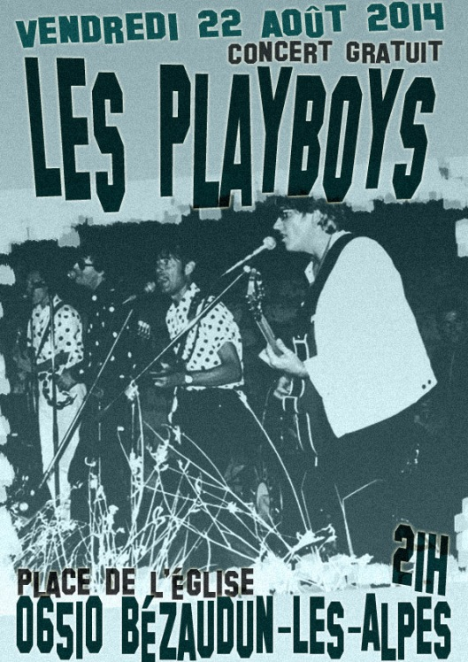 Les Playboys Bezaudun 2014 5