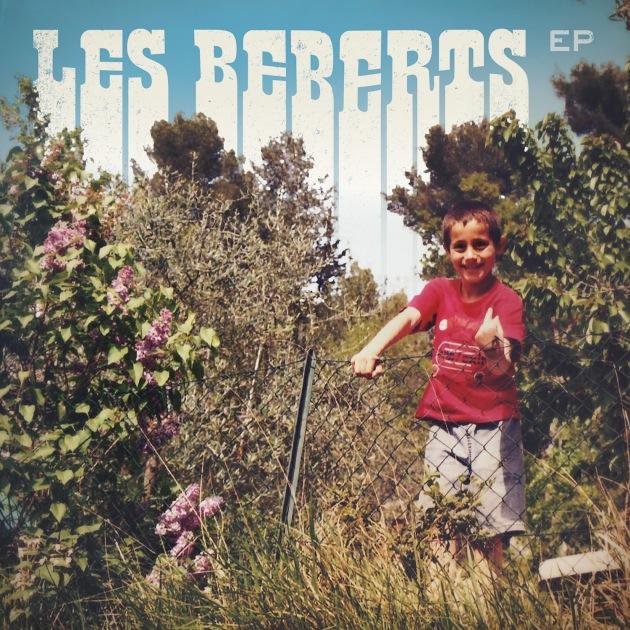LES BEBERTS EP COVER