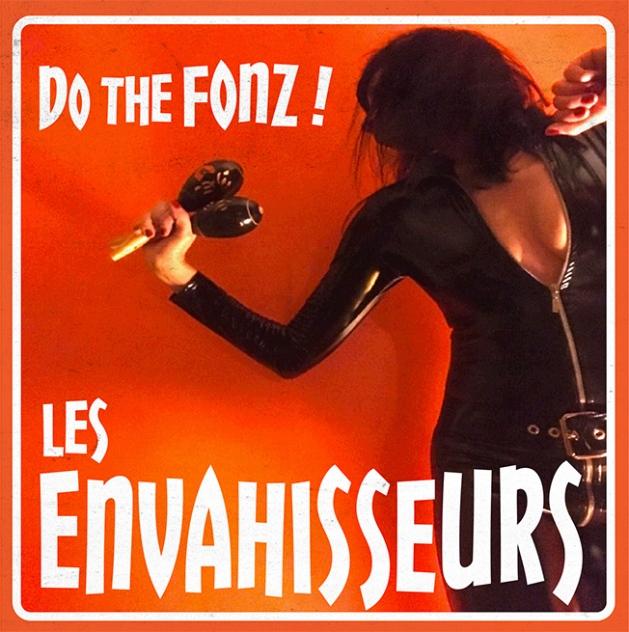 """Les Envahisseurs 7"""" AV029"""