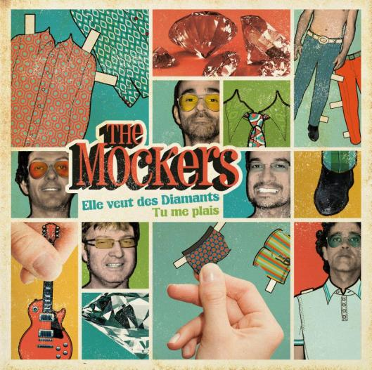 The Mockers 45T