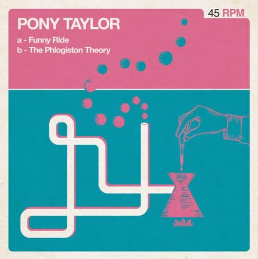 Pony Taylor - EP