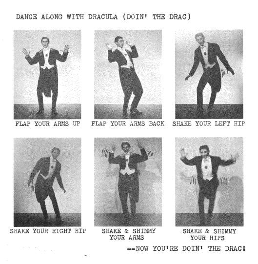 Dracula dance