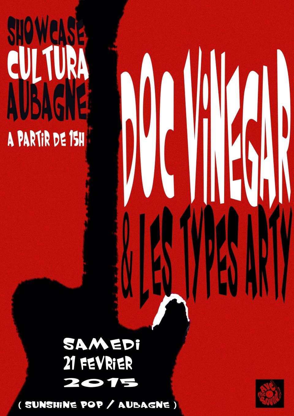 Doc Vinegar Cultura Aubagne Showacse