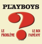 LES PLAYBOYS-New EP 2015