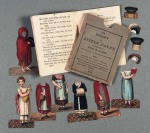 Little Fanny - Paper Dolls