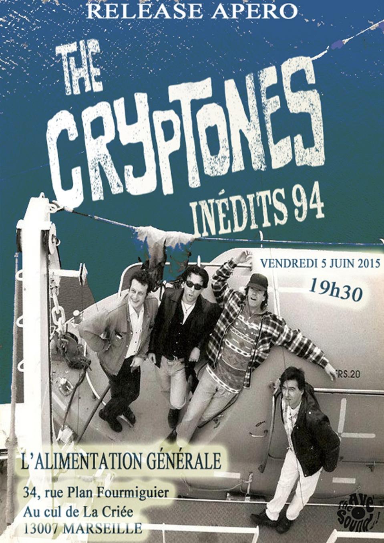 Cryptones - Release Party 94 Big copie
