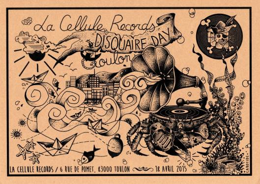 La cellule Records Day 2015