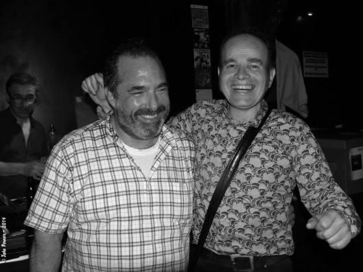 Jim Diamond & Didier Bozzi 2014