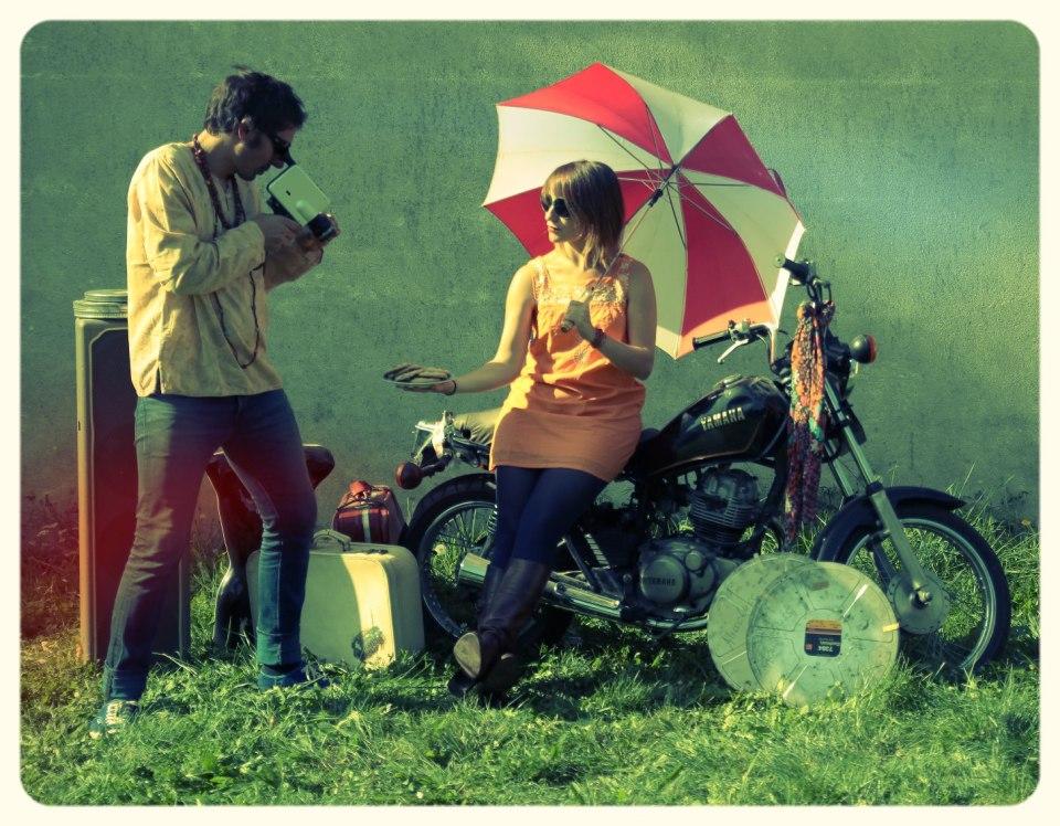 Alex Kacimi LP Cookies & Motoriders 1