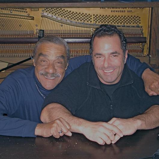 Jim Diamond and Andre Williams