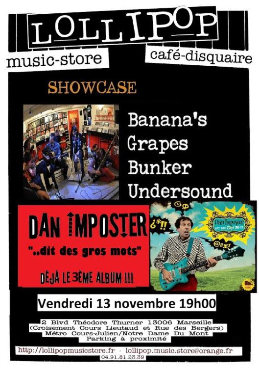 Showcase Dan Imposter