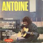 Antoine La Guerre EP 1
