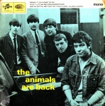 The Animals 1965