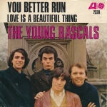 The Young Rascals 1966