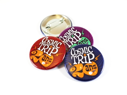 badges-cosmic trip