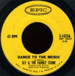 Dance to the Music Sly a the Family Stone