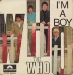 The Who I'm a boy