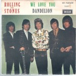 We love you The Rollind Stones